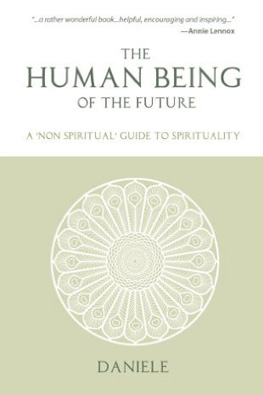 The Human Being of the Future